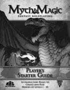 Myth & Magic Player's Starter Guide