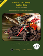 SO19 Caverns of Calamity: Goblin's Rage