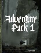Symbaroum - Adventure Pack I
