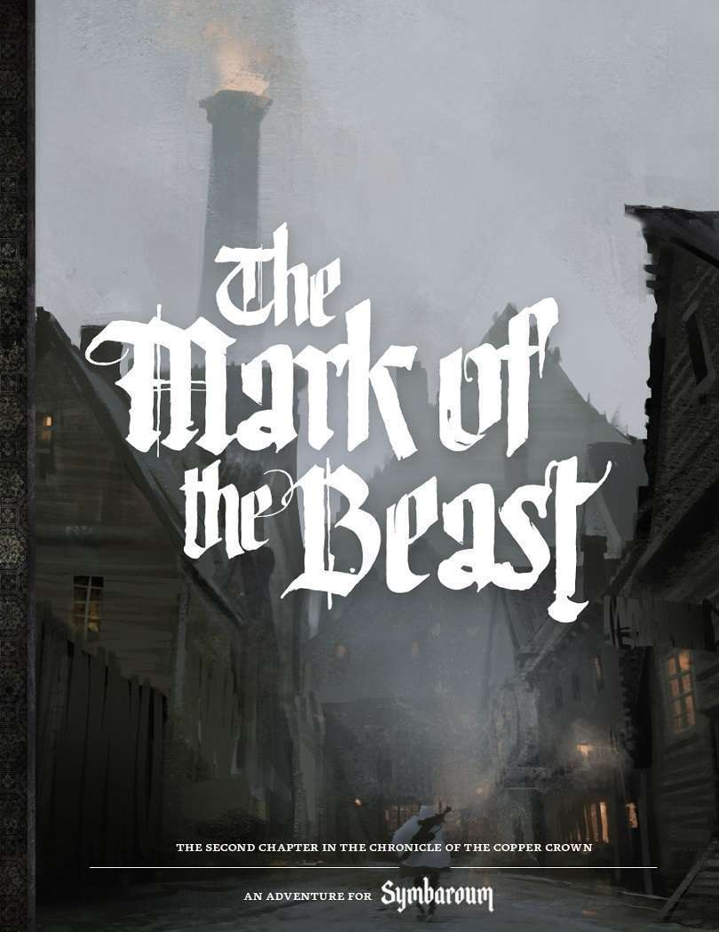 Symbaroum - The Mark of the Beast - Free League Publishing
