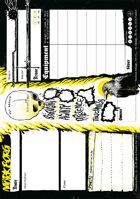 Mörk Borg English Character Sheets