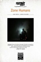 Zone Humans