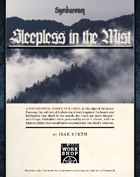 Symbaroum: Sleepless in the Mist