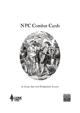 NPC Combat Cards