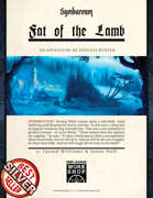 Fat of the Lamb - Adventure for Symbaroum