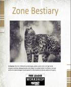Zone Bestiary