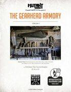 Mutant: The Gearhead Armory