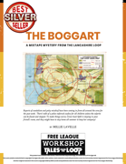 The Boggart - A Tales from the Loop mystery