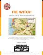 The Witch - A Tales from the Loop Mystery