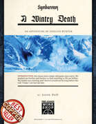 A Wintry Death - Adventure for Symbaroum