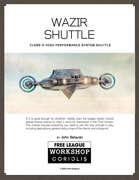 Coriolis: Wazir Shuttle