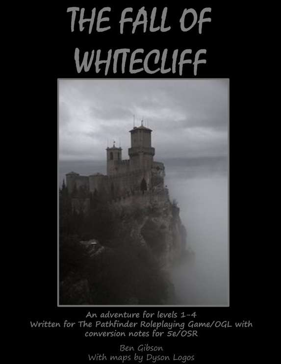 The Fall of Whitecliff