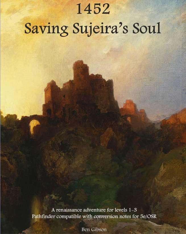 Cover of Saving Sujeira's Soul