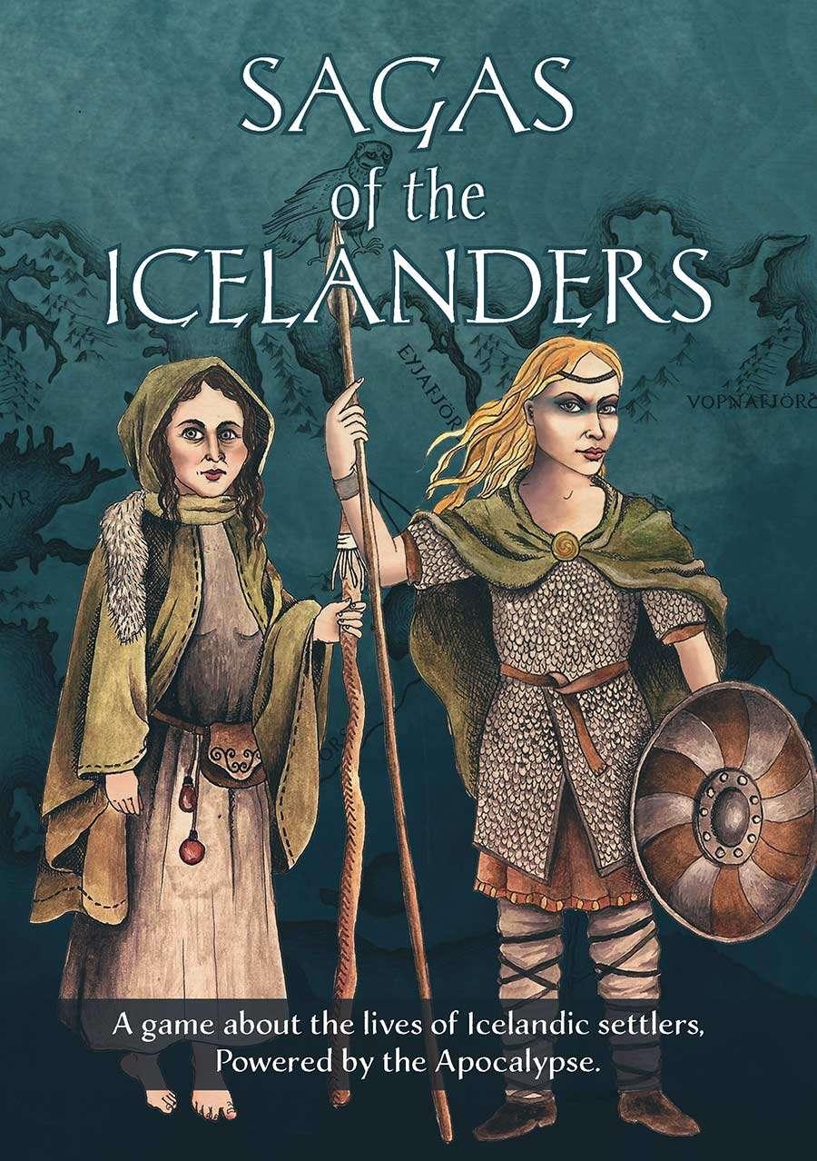 Sagas Of The Icelanders Gregor Vuga Drivethrurpg Com
