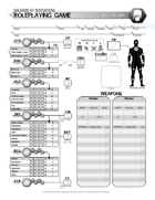 Soldiers of Misfortune RPG Character Sheet