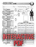 Soldiers of Misfortune RPG Character Sheet (Interactive)