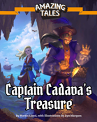 Captain Cadava's Treasure
