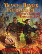 Monster Hunter International Character Pack