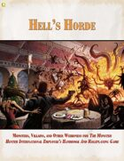 Hell's Horde: Monsters, Villains, and Other Weirdness for The Monster Hunter International Employee Handbook [PDF]