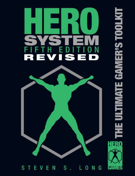 Hero System 5th Edition, Revised - PDF