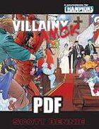 Villainy Amok - PDF