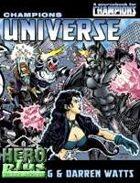 Champions Universe 5th Edition