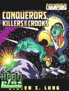 Conquerors, Killers and Crooks - PDF