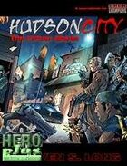 Hudson City: The Urban Abyss - PDF