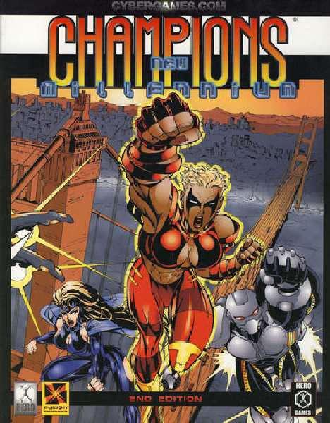 Hero Games Champions Pdf