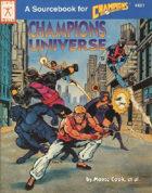 Champions Universe (4th edition)