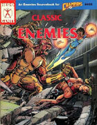 Classic Enemies (4th edition)
