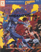 Classic Organizations (4th edition)