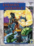 Enemies Assemble! (4th edition)
