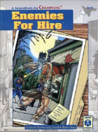 Enemies For Hire (4th edition)