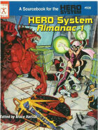 Hero System Almanac 1 (4th edition)