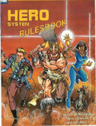 Hero System Rulesbook (4th edition)