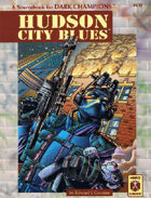 Hudson City Blues (4th edition)