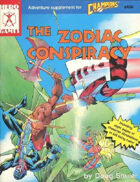 The Zodiac Conspiracy (4th edition)