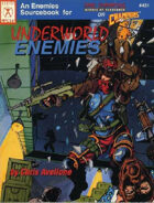 Underworld Enemies (4th edition)