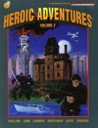 Heroic Adventures - Volume 2 (4th edition)
