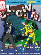 Clown (3rd Edition)