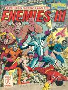 Enemies III (3rd Edition)