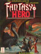 Fantasy Hero (3rd Edition)