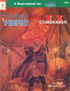 Fantasy Hero II Companion (4th Edition)