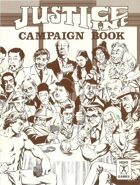 Justice Inc. Campaign Book (3rd Edition)