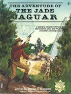 The Adventure of the Jade Jaguar (1st Edition)