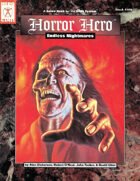Horror Hero – Endless Nightmares (4th Edition)