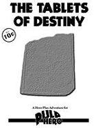 Tablets Of Destiny