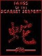 Fangs Of The Scarlet Serpent