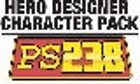 PS238 Character Pack [for Hero Designer software]